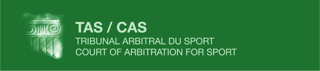 The appeal of Amar Muralidharan is dismissed by the CAS