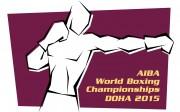 AIBA World Boxing Championships Doha 2015 logo