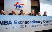 AIBA Extraordinary Congress - June 1