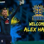 Alex Hales CPL
