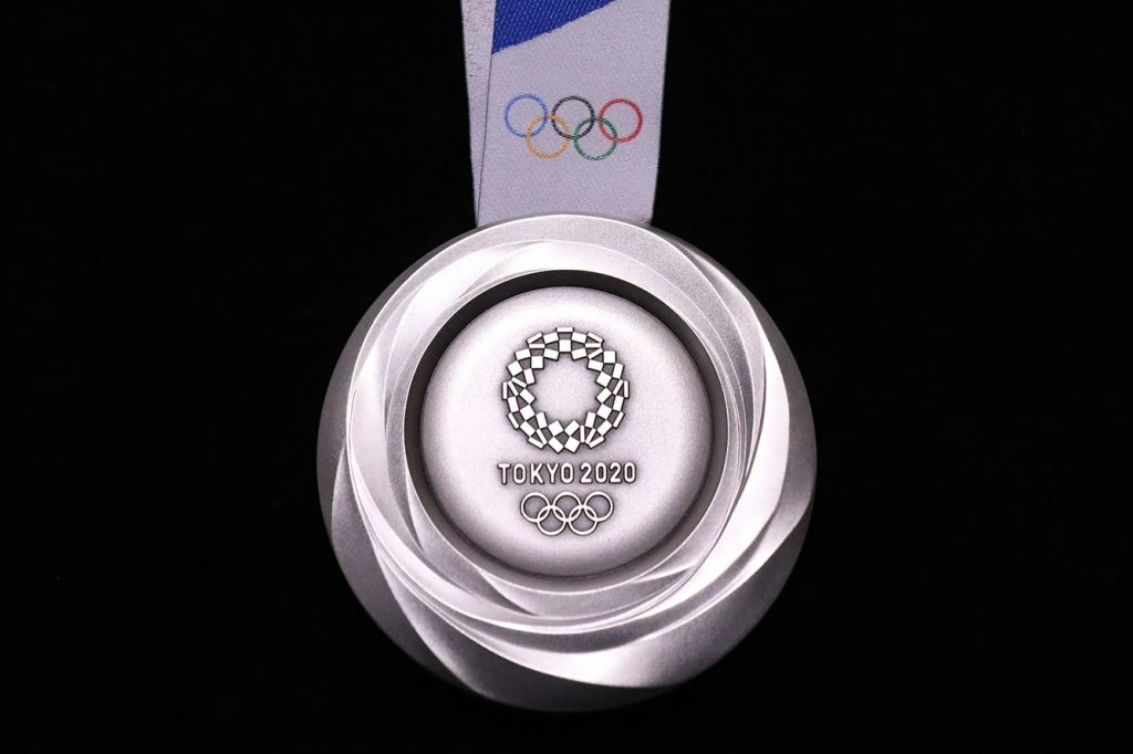 Olympic Medal Designs Unveiled