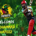 Mohammad Hafeez join CPL