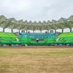 Youth baseball facility Tainan