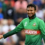 Shakib Al Hasan banned