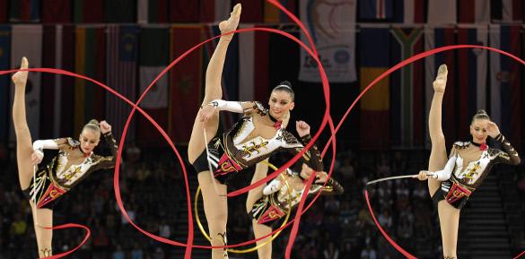 FIG Rhythmic Gymnastics World Cup Deriugina Cup 2012  Kiev