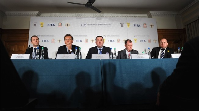 IFAB approve two companies for next phase of GLT tests