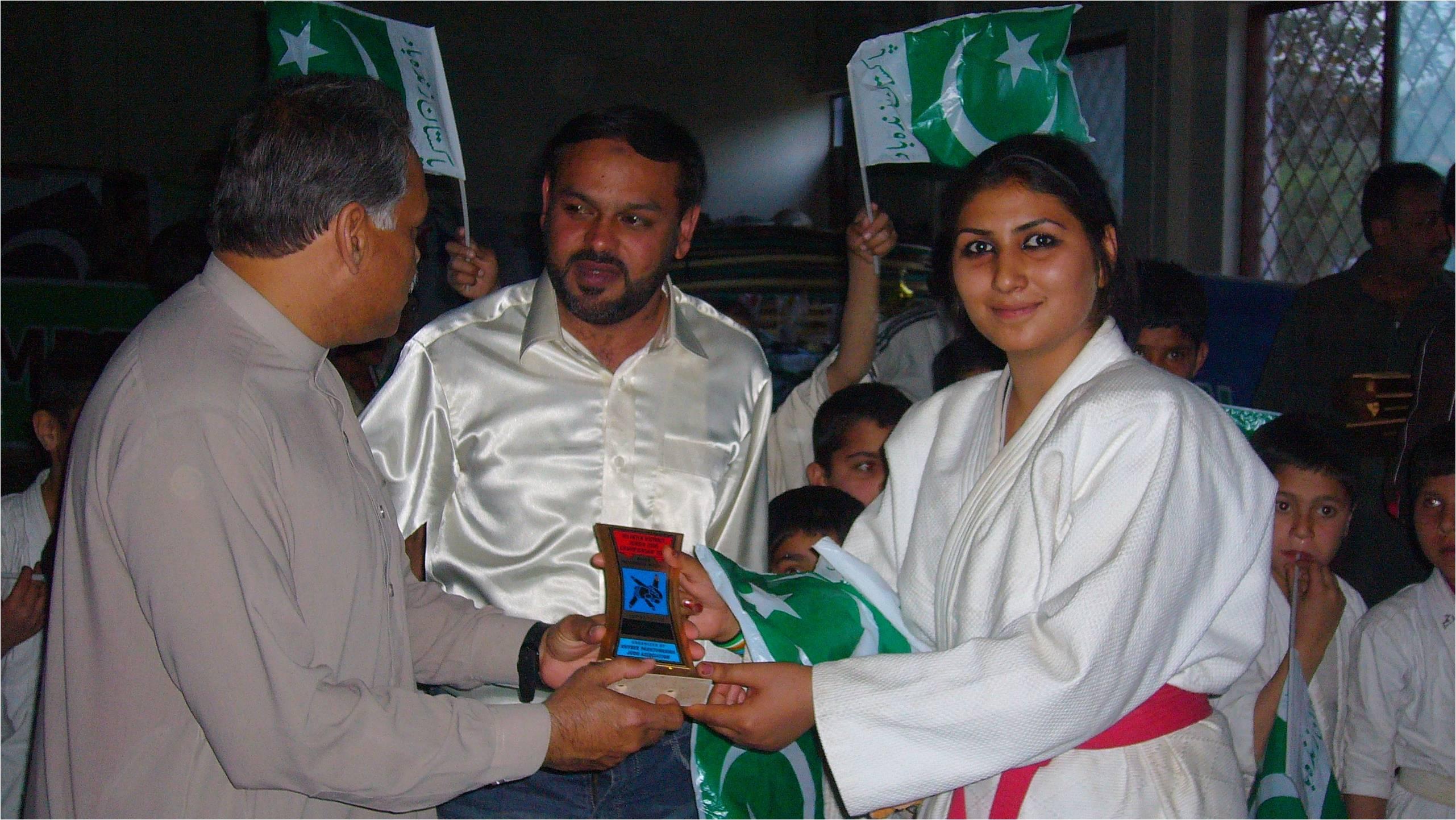 Khyber Pakhtunkhawa Cadet Judo Championships-2012