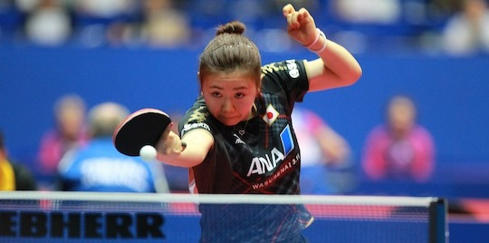 German Men's Team and Japanese Women's Team First to Qualify for Quarterfinals
