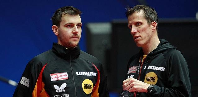 LIEBHERR 2012 World Team Table Tennis Championships, Dortmund