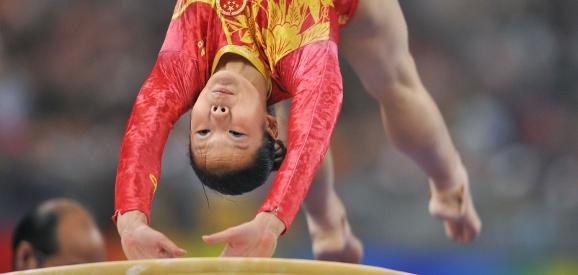 FIG Artistic Gymnastics Individual Apparatus World Cup  Zibo City