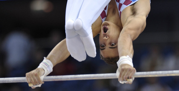 FIG Artistic Gymnastics Challenge Cup Grand Prix Osijek 2012