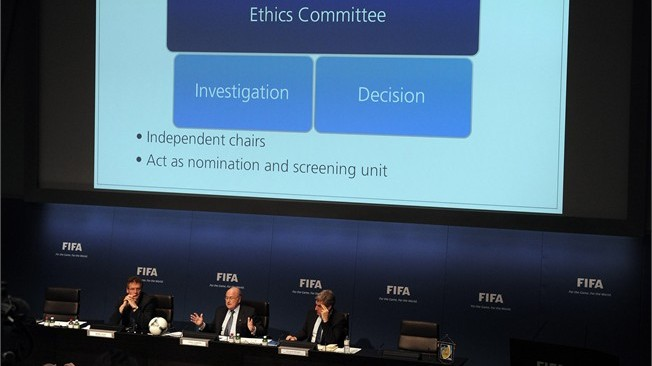 FIFA Executive Committee agrees major governance reforms & Ethics structure