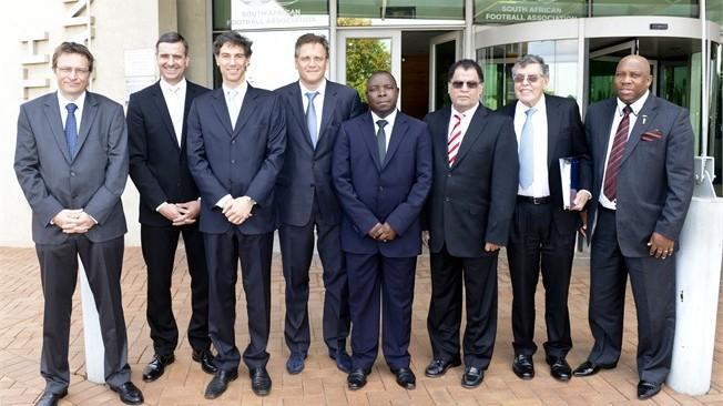 Inaugural board meeting kicks off 2010 Legacy Trust
