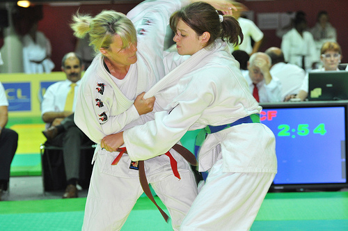 5th National Women Judo Championships 2012 – Rawalpindi