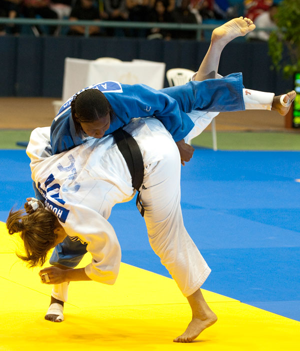 Senior African Judo Championships – Last day Results