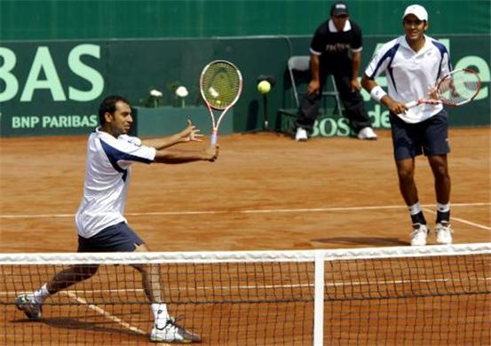 Latest results for the Davis Cup by BNP Paribas World Group