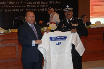 12th USIP General Assembly of Military and Police Commission in Kuwait
