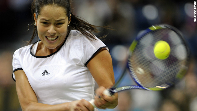 Seeds announced for 2013 Fed Cup by BNP Paribas Draw on 6 June