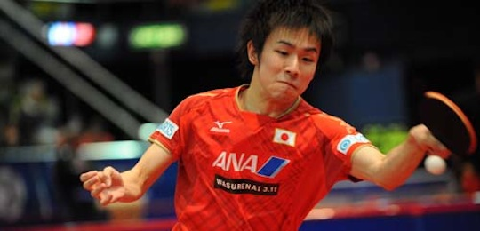 World Number One and Former Gold Medallist Beaten in Olympic Qualifier