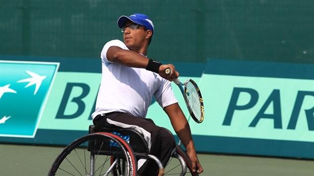 BNP Paribas World Team Cup wheelchair tennis event