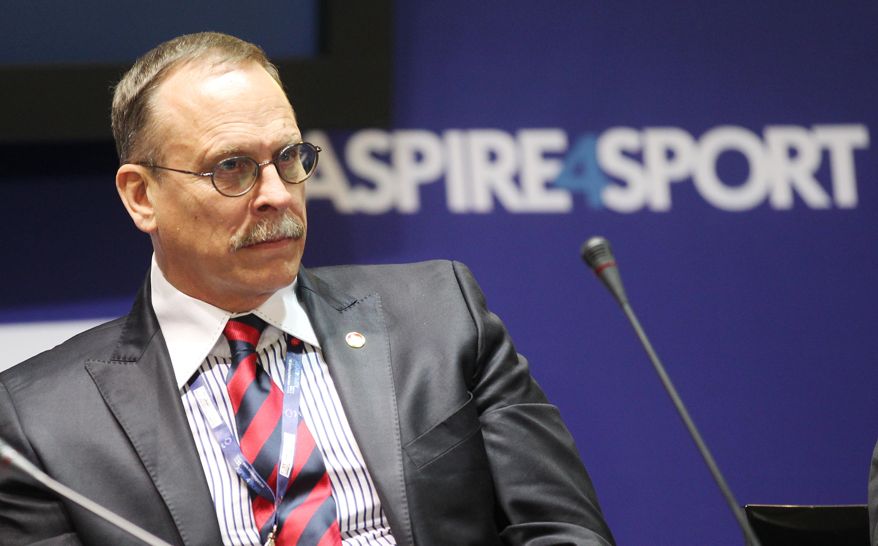 Chris Eaton takes up post at the International Centre for Sport Security (ICSS)