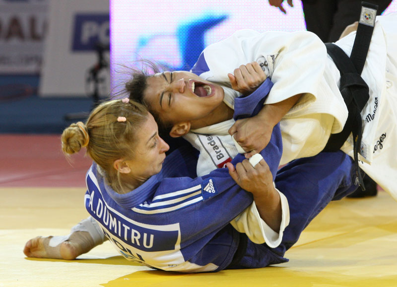 Judo Grand Slam, Moscow 2012, DAY 1 – Results
