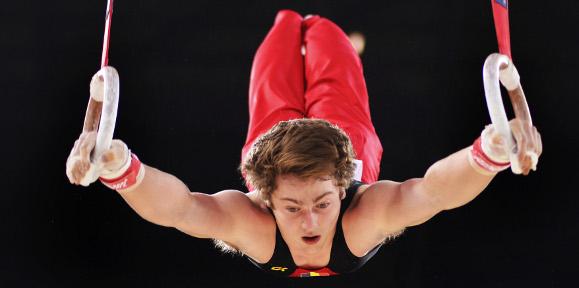 FIG Artistic Gymnastics Challenge Cup Ghent 2012