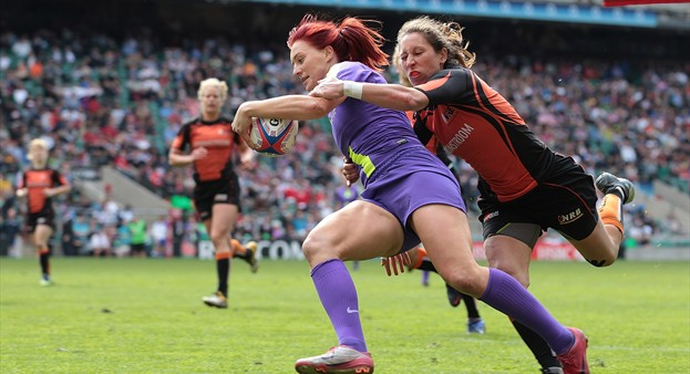 Marks Stellar Year for Women's Rugby