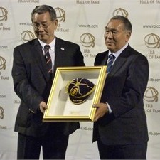 IRB Inducts Legend of Japanese Rugby into Hall of Fame
