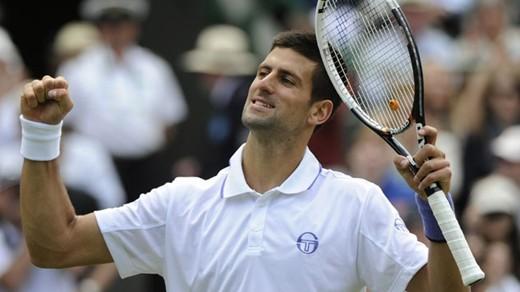 Djokovic gets Wimbledon under way