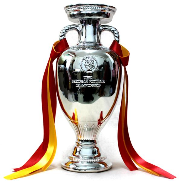 The History of UEFA European Football Championships