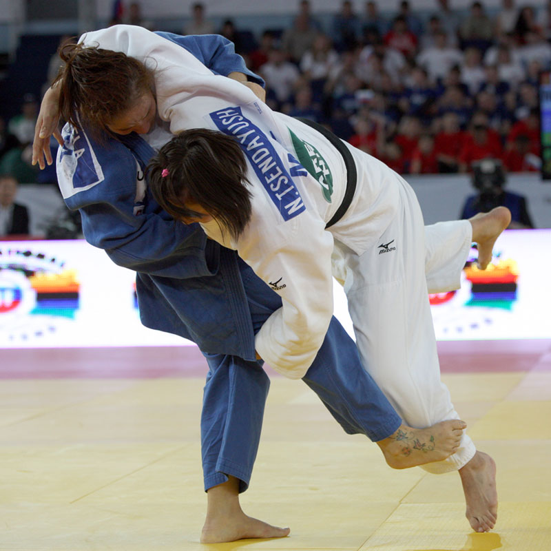 Training Camp for 12th South Asian Judo