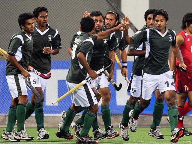 PHF announced 26 Probable for Olympic Games 2012