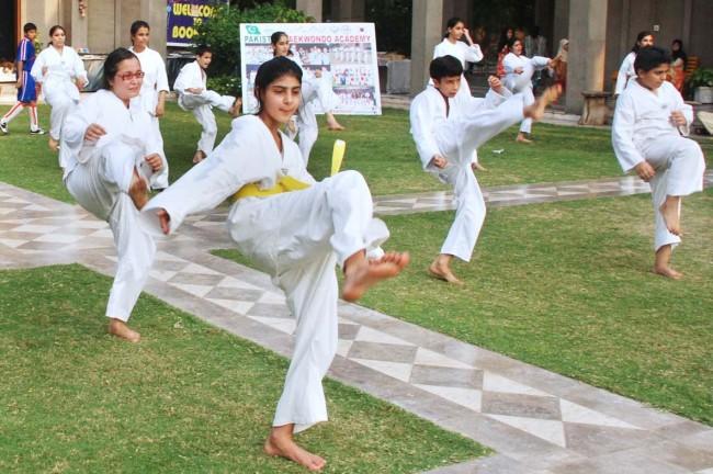17th Sindh Karate Championships – Clean Swipe by Karachi team