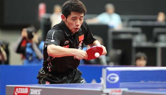 World Champion Moves to Top of World Rankings