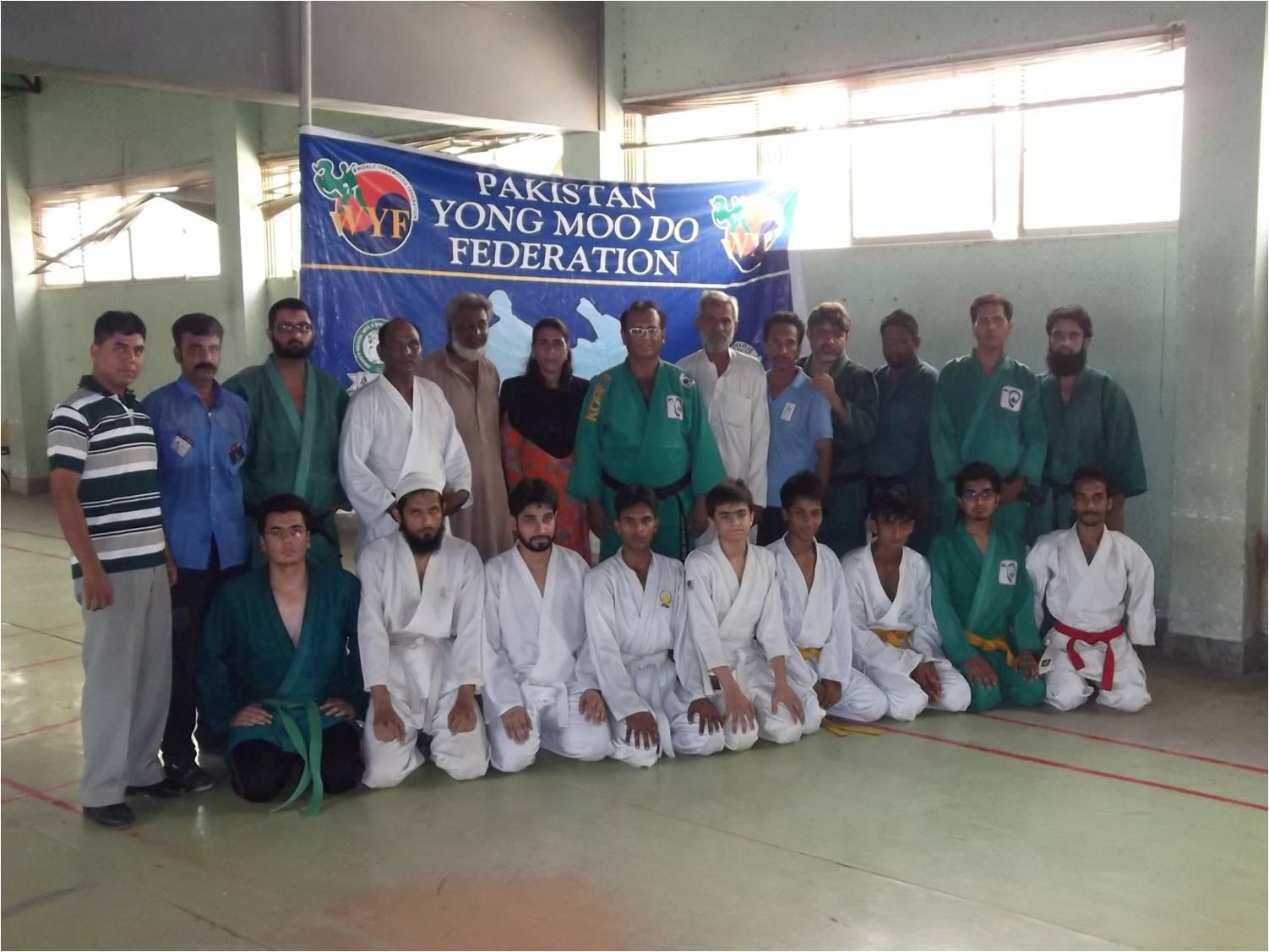 Pakistan Yong Moo Do Federation Seminar