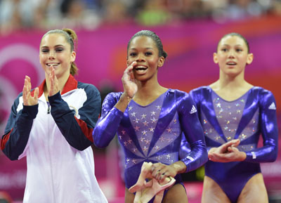 USA leads Women's Artistic field to finals