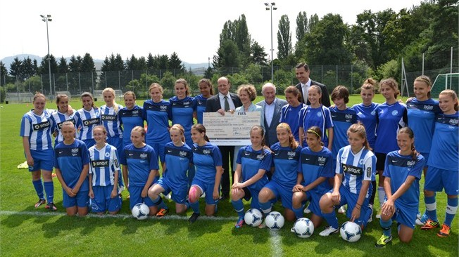 CHF 20 million donation for amateur sport