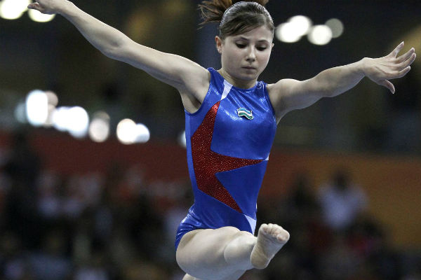 IOC provisionally suspends Luiza Galiulina