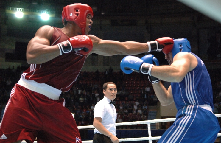 Boxers to look out for at London Olympic