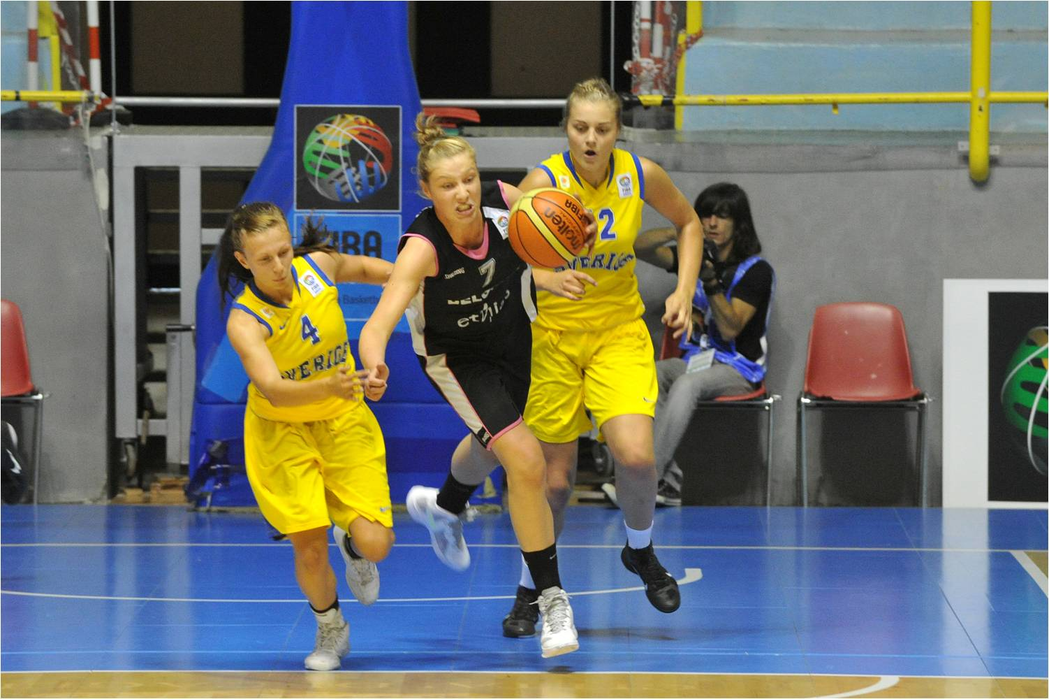 Women Olympic Basketball Tournament