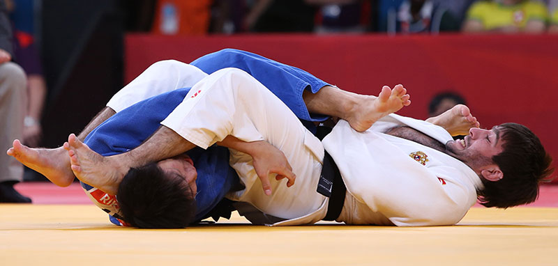 Second Gold for Russia, First One For Japan