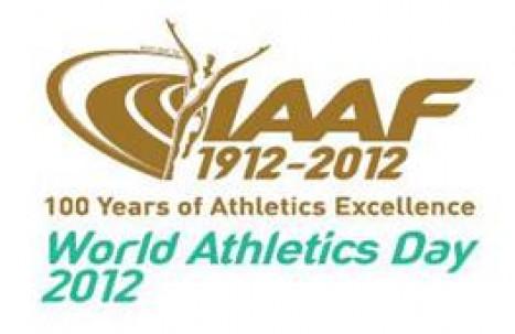 Palace of Monaco marks IAAF Centenary