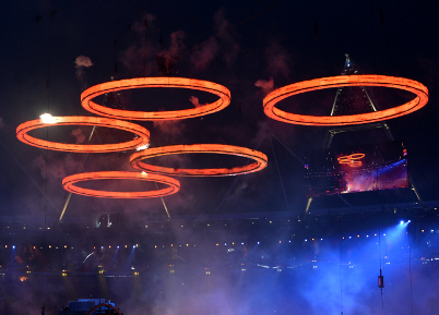 My Olympics – London 2012 in their words