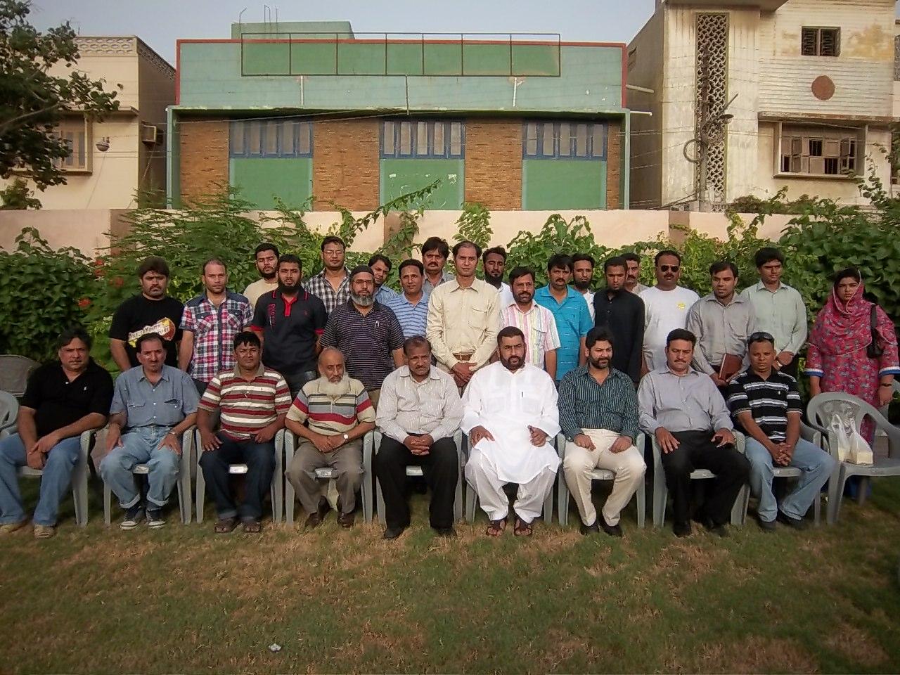 Karachi Division Judo Association election