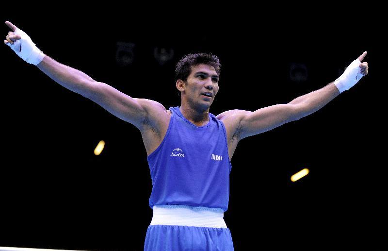Manoj Kumar into next round after win