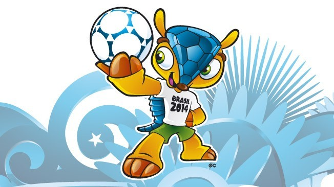 Armadillo, Official Mascot introduced to the world