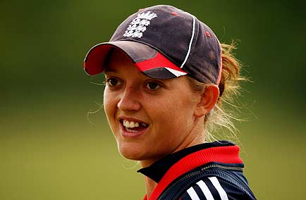 Sarah wins Women's T20I Cricketer of the Year