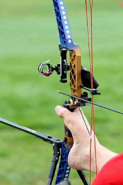 Paralympic records fall in the archery ranking
