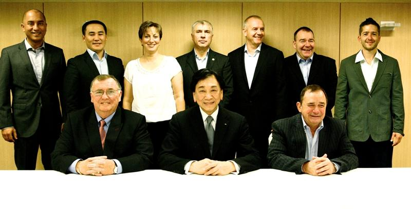 First ever 5-Star R&Js appointed by AIBA